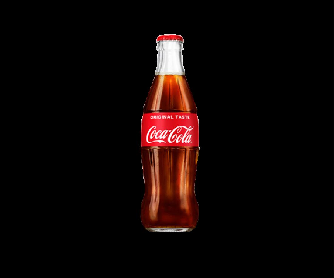 Coca-cola  в асортименті