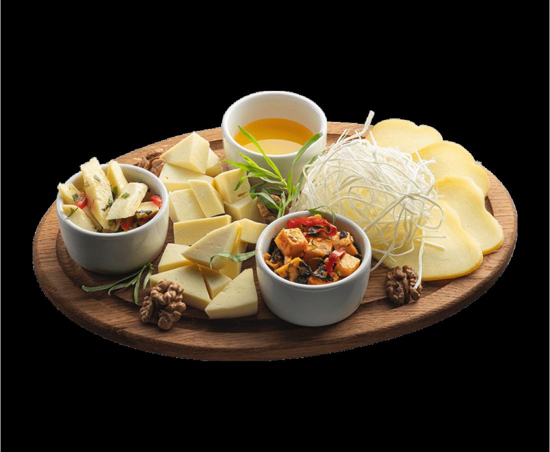 Сет грузинских сыров