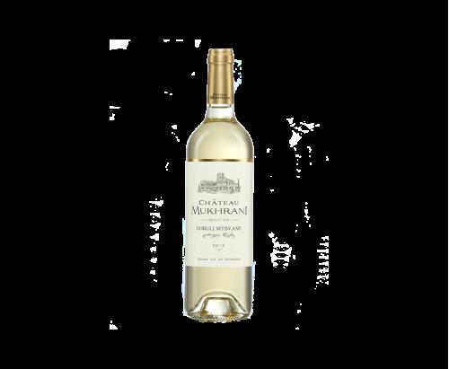 Вино Chateau Mukhrani Горулі-Мцване (біле сухе)