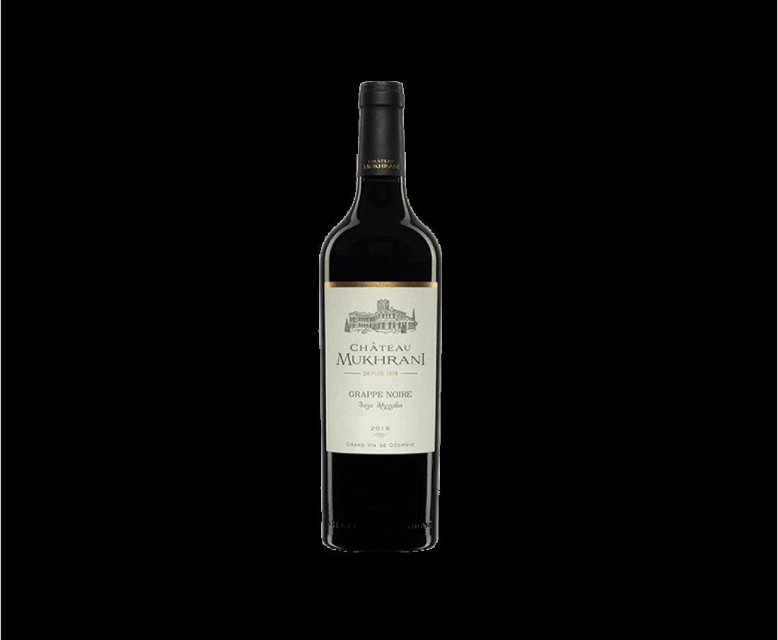 Вино Chateau Mukhrani Грейп нуар (червоне сухе)