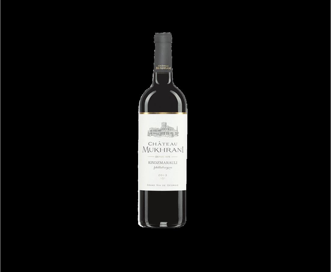 Wine Chateau Mukhrani Kindzmarauli (semi-sweet red)