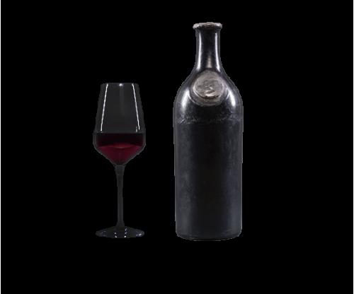Вино Домашне червоне 0,75 л