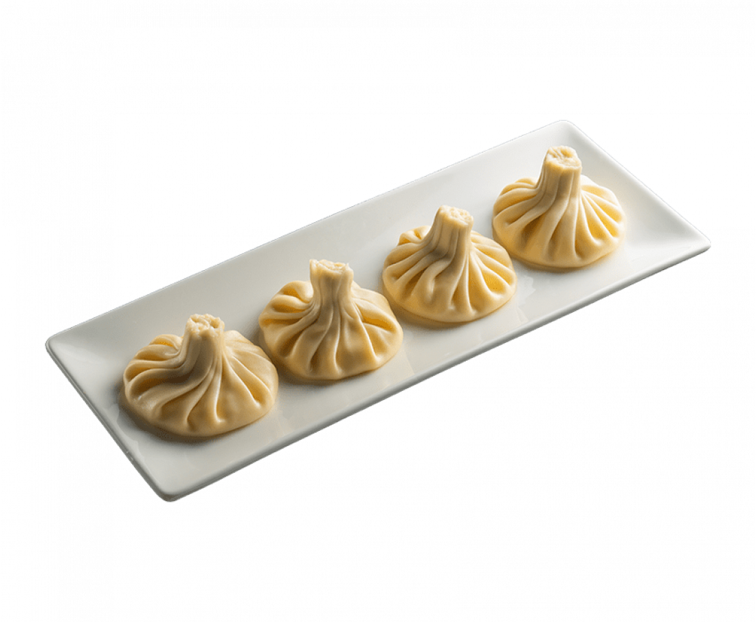 Khinkali with cheese