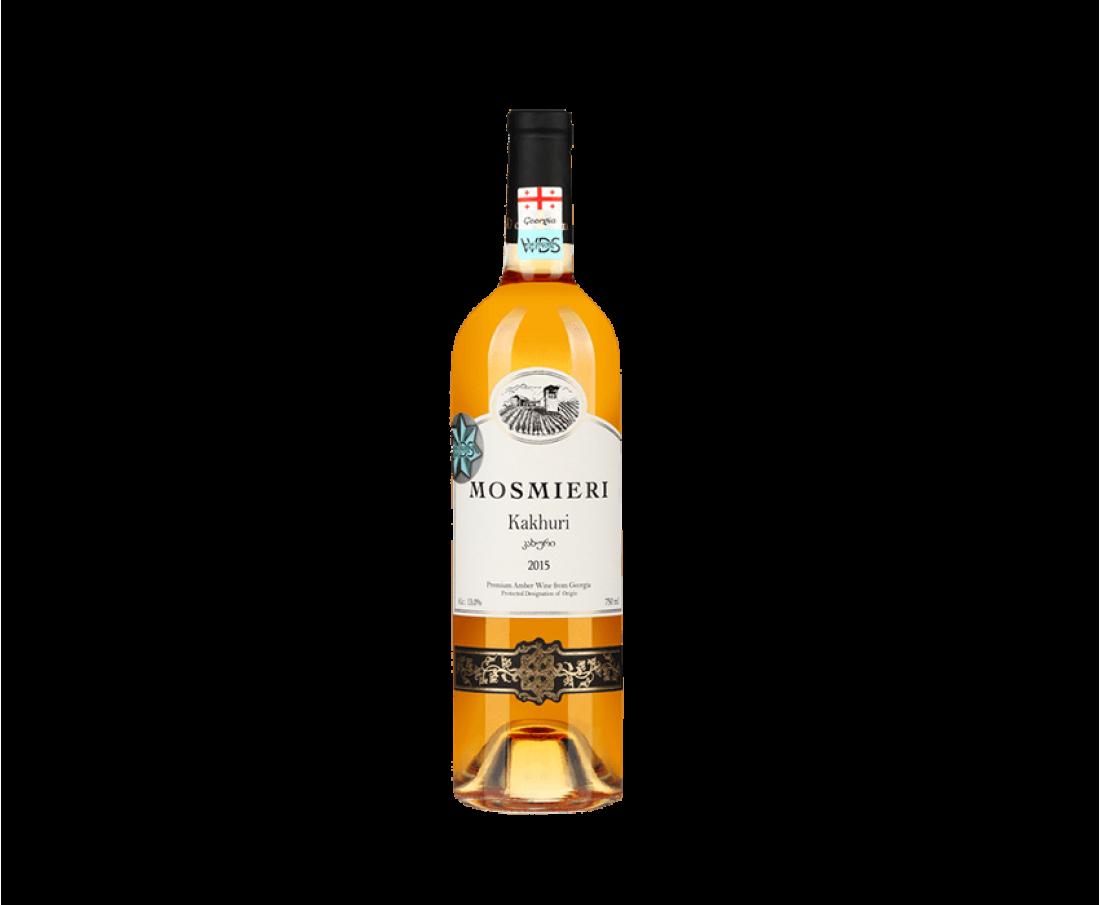 Вино Mosmieri Кахури (оранжевое сухое)