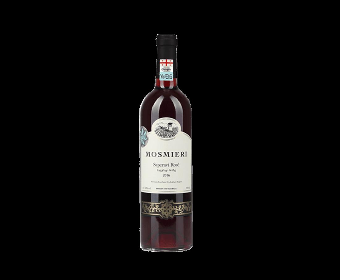Вино Mosmieri Розе (рожеве н/сухе)