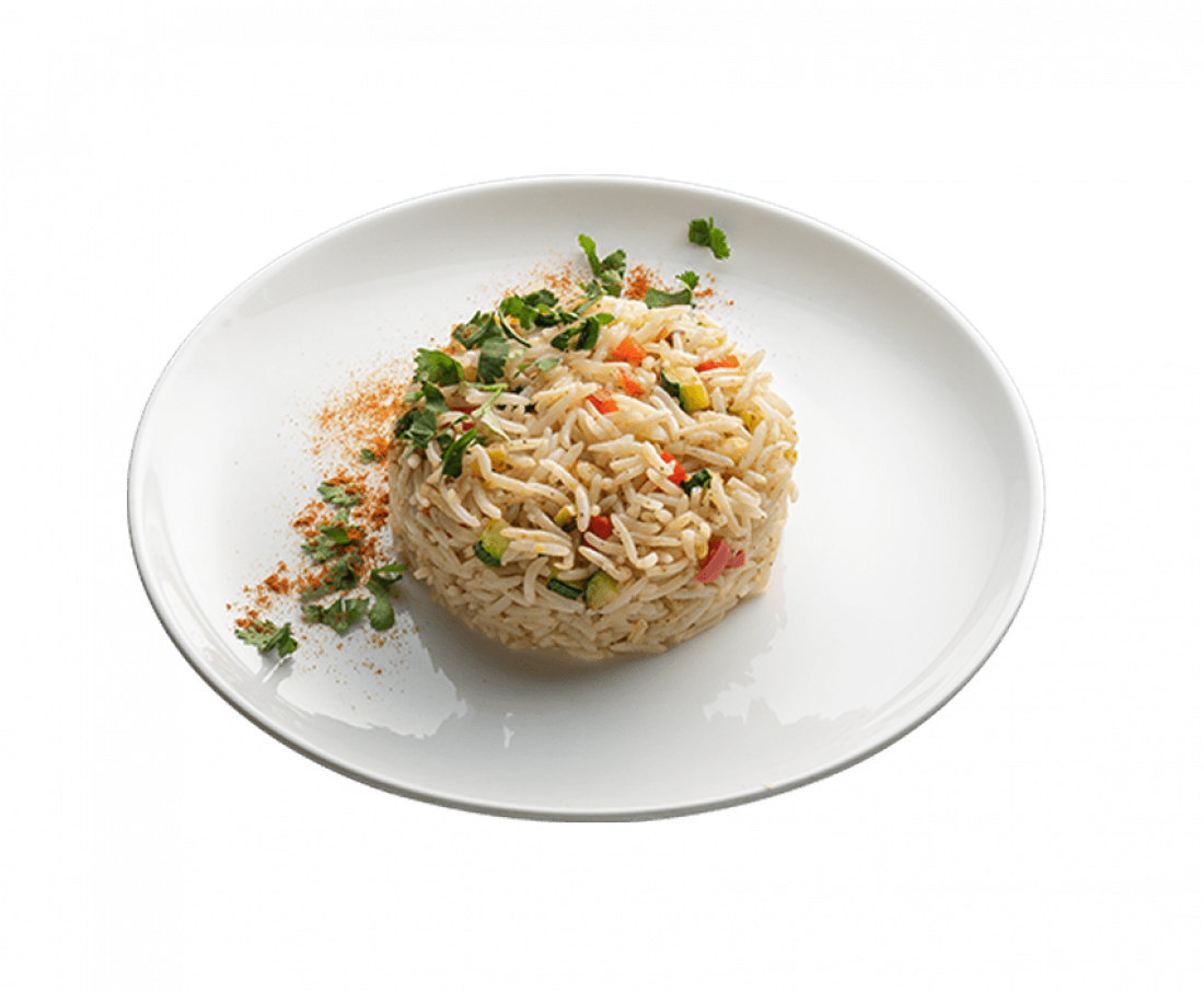 Georgian styled rice